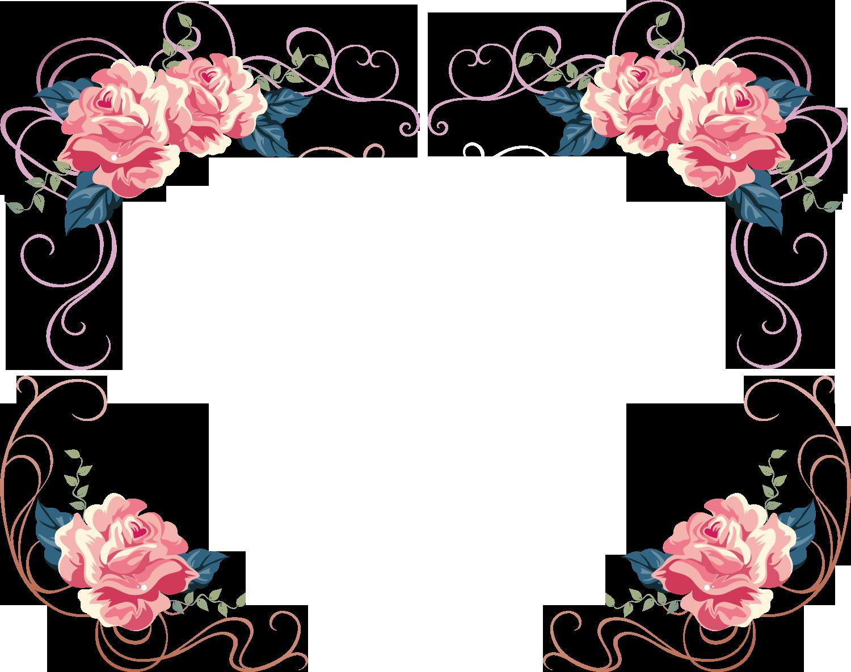 花のイラスト・画像・写真集 ... : 表彰状 デザイン : すべての講義
