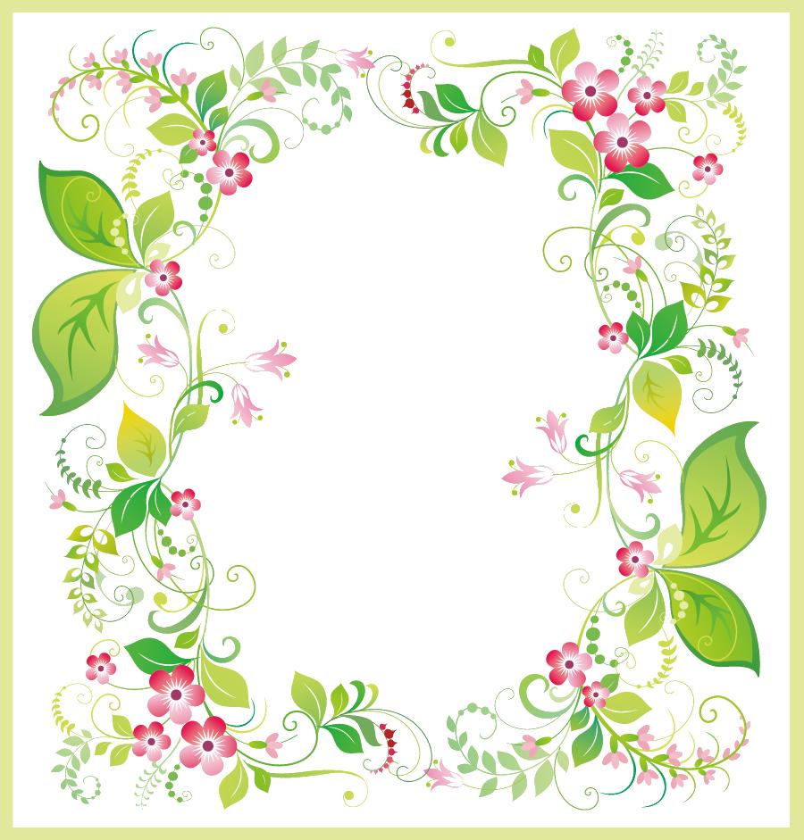 Цветы для фото в ворде