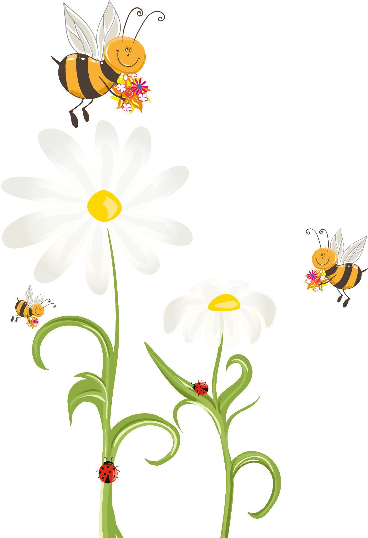 ミツバチの画像 p1_10
