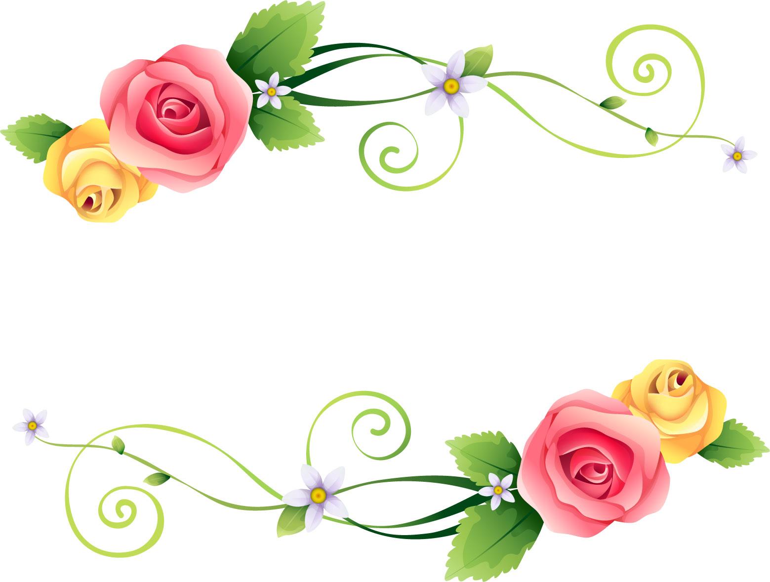 素材集』綺麗でかわいいバラのイラストまとめ - naver まとめ