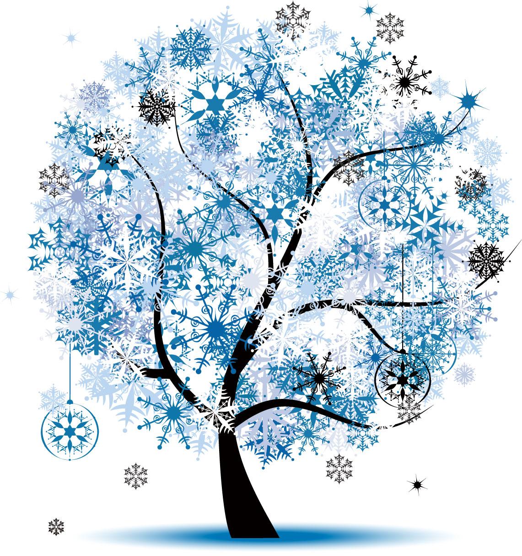 冬 おしゃれ イラスト | 7331 イラス