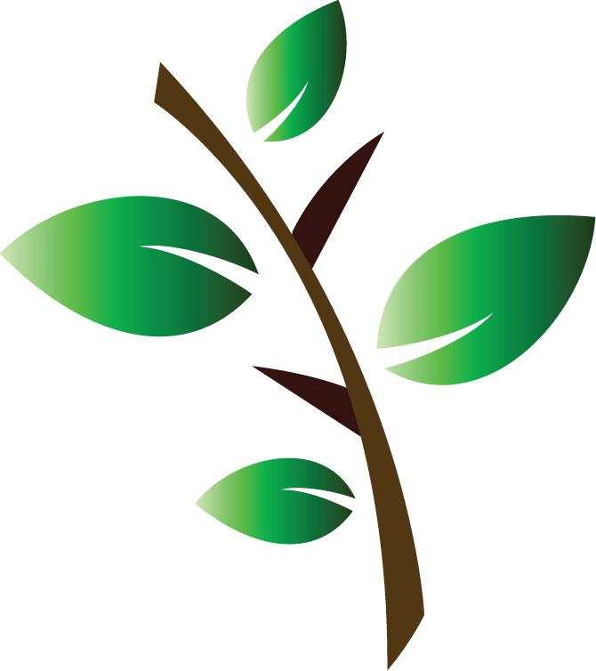 葉っぱや草木のイラスト・画像/無料で使えるフリー素材