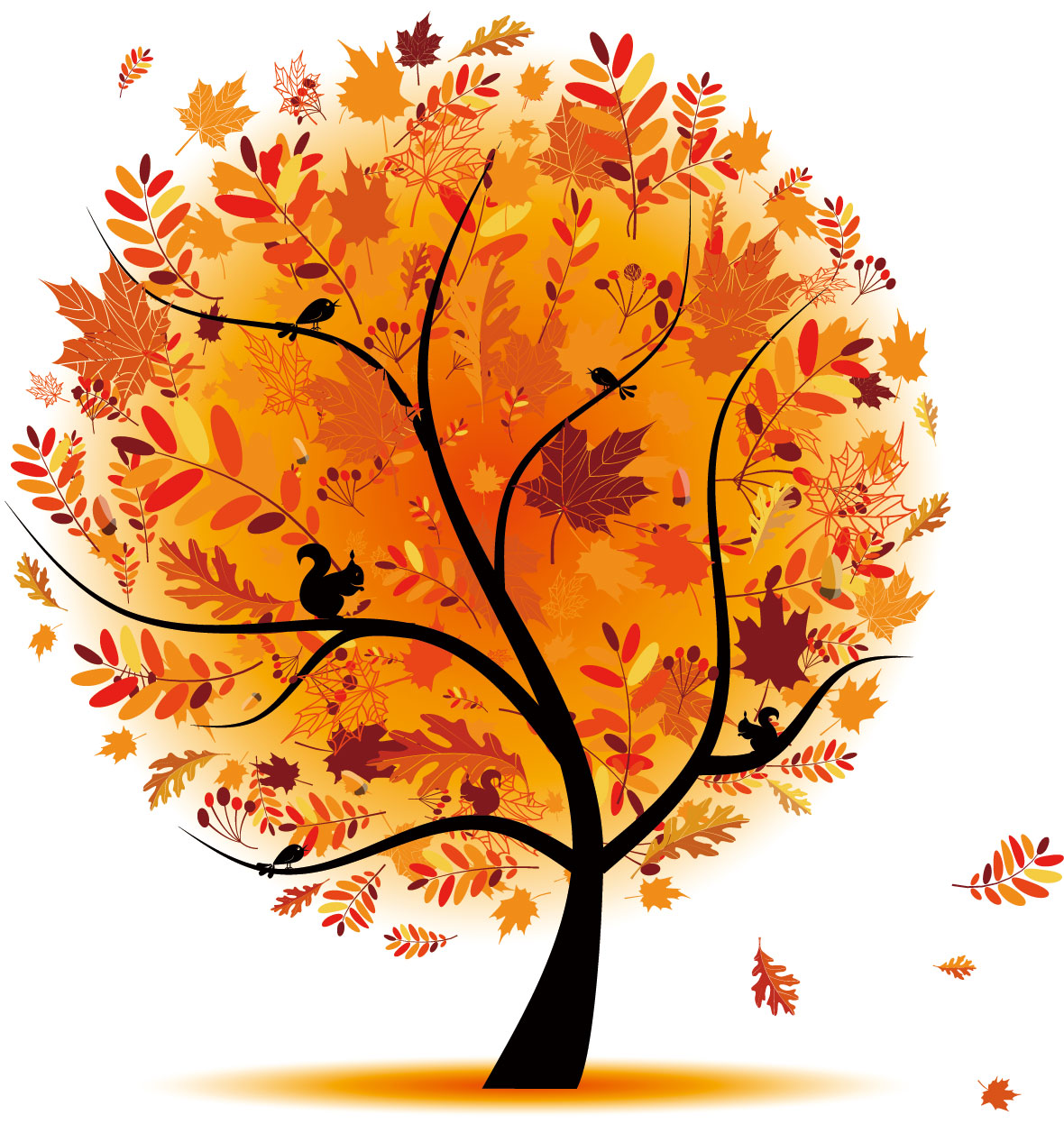 「無料葉っぱの紅葉」の画像検索結果