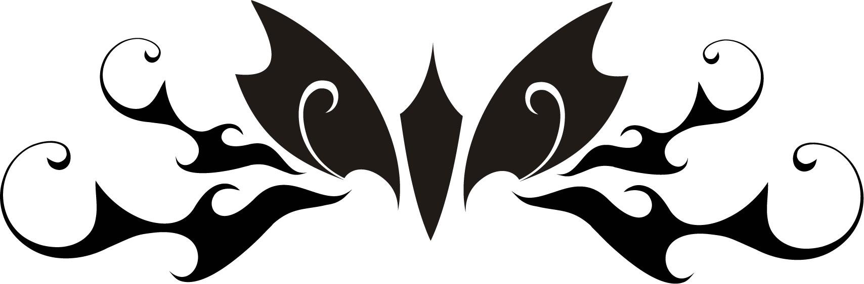 葉っぱ草木のイラストフリー素材フレーム枠no245白黒草羽